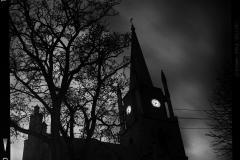 Ołtaszyn nocą