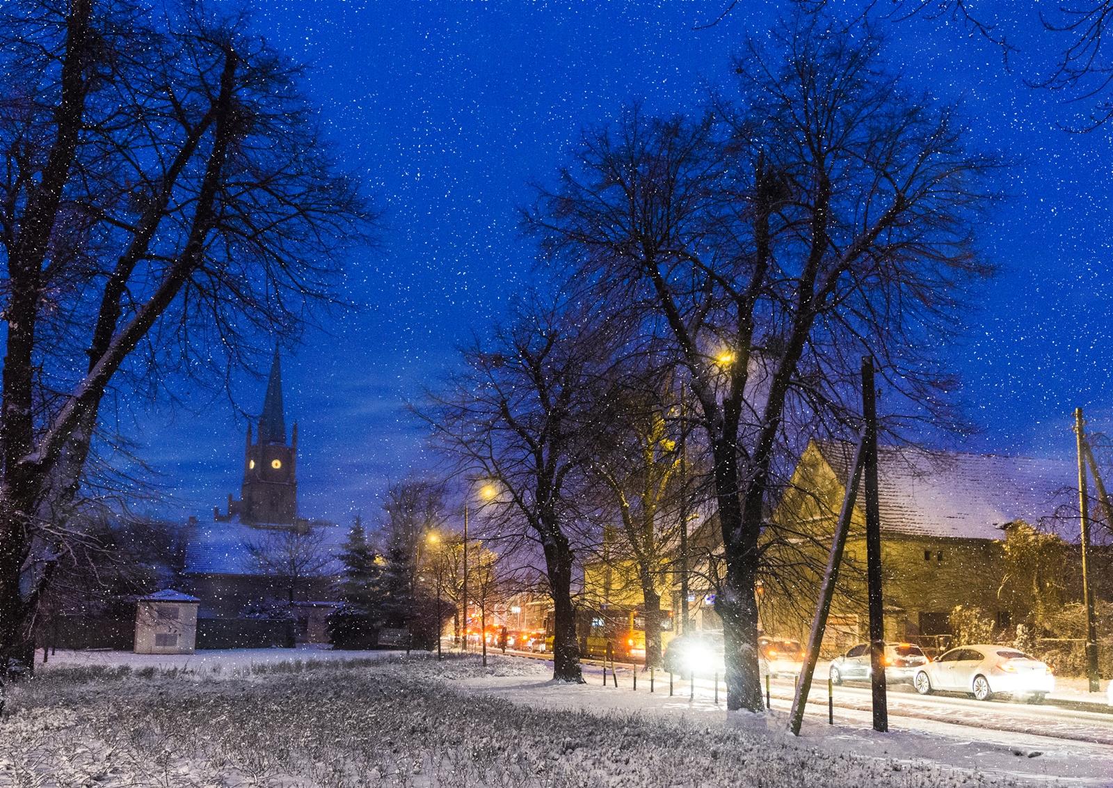 Zimowy Ołtaszyn