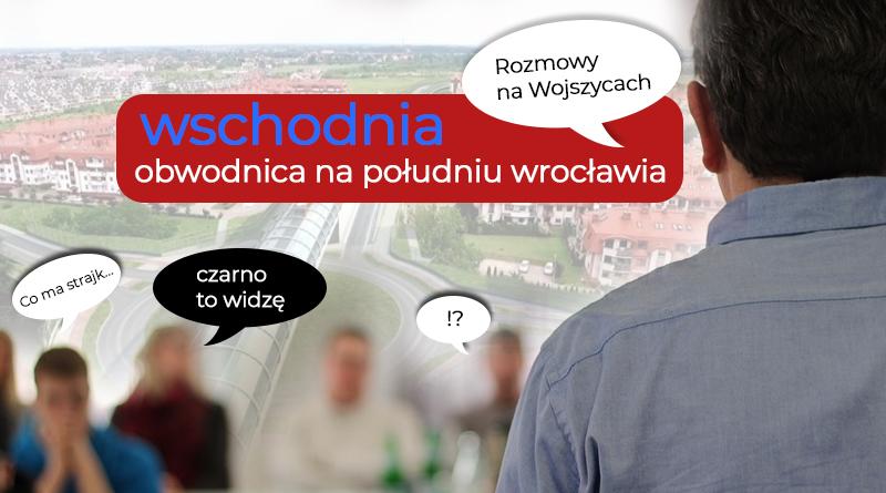 Kwietniowe spotkanie wojszyckie.